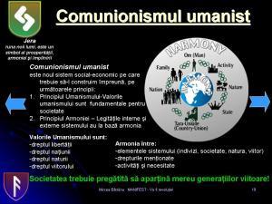 comunionismul umanist