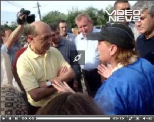 inundatii basescu profesoara videonews