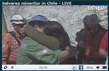 salvarea minerilor din chile