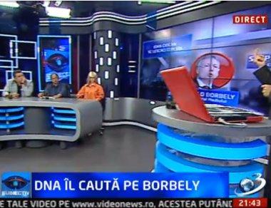 antena3 ilie serbanescu blonda