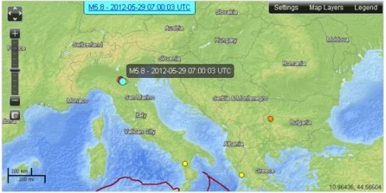 cutremure italia