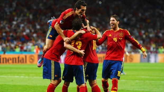 spania italia 4-0